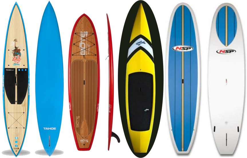how to draw a paddle board
